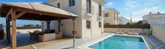 4 Bed Luxury Villa in Cyprus – December 2017 and January/February/March 2018 Dates Available
