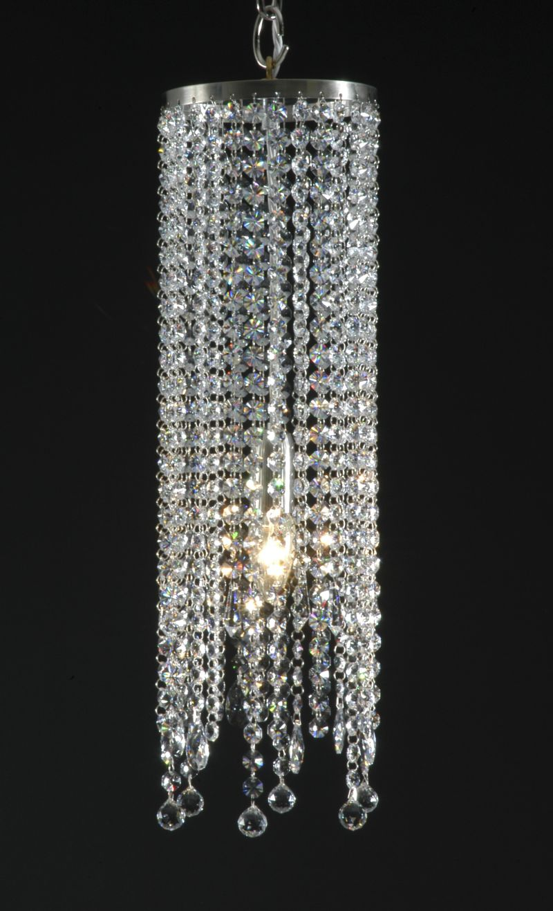 Chandeliers With Swarovski Crystals Custom Designed To
