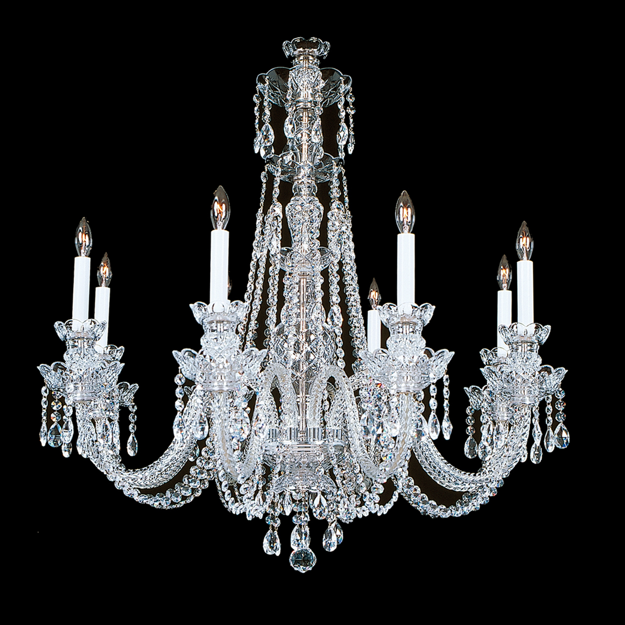 Swarovski Crystal Dollhouse Chandelier: Chandeliers With Swarovski Crystals