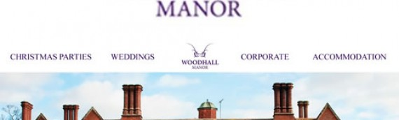 Woodhall Manor – A Beautiful 16th Century Listed Mansion
