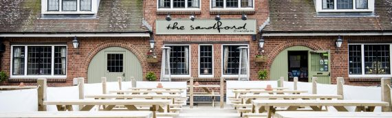WELCOME TO THE SANDFORD PUB