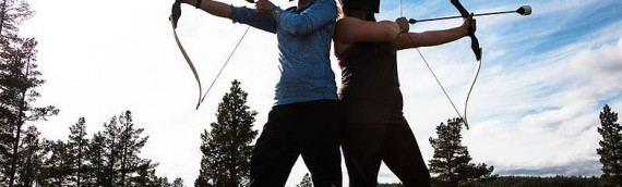 Family Entertainment with Discover Archery in Just £99*
