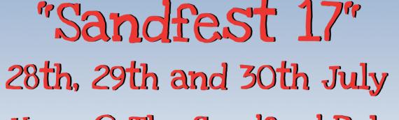SANDFEST 17 @ THE SANDFORD PUB – Vouchers available on BBX
