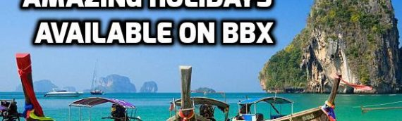 Holiday NOW in Thailand on BBX