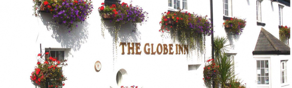 The Globe Inn, South Devon – Pub, Restaurant and Accommodation + Gift Vouchers Available