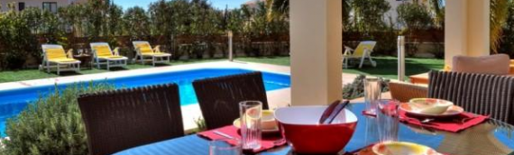 NEW DATES – Luxury 3 Bed Villa in Secret Valley, Paphos, Cyprus
