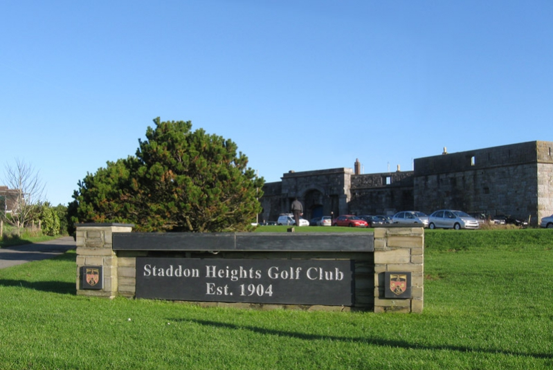 Staddon Heights Golf Course 4 Ball Passes Bbx Uk