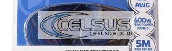 Celsus 10awg / 5mm CCA Wiring Kit