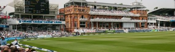 Private 18 seater Grandstand Box at Lord's – England v South Africa