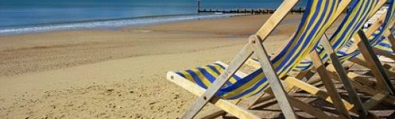 New Dates Available – get your Beach Hut booked for the Spring and Summer now!