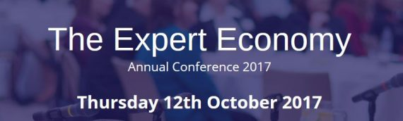The Expert Economy, Annual Conference. Thursday 12th October 2017