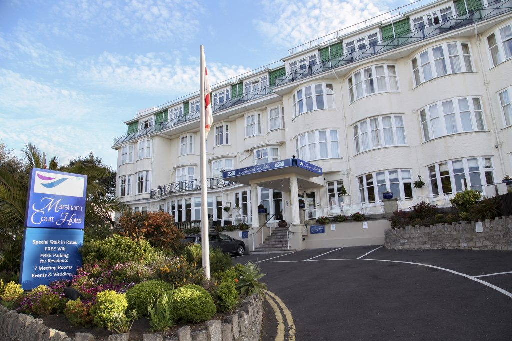 87 Room Hotel In Bournemouth With Stunning Sea Views And Outdoor Swimming Pool Minutes From Pier Bbx Uk