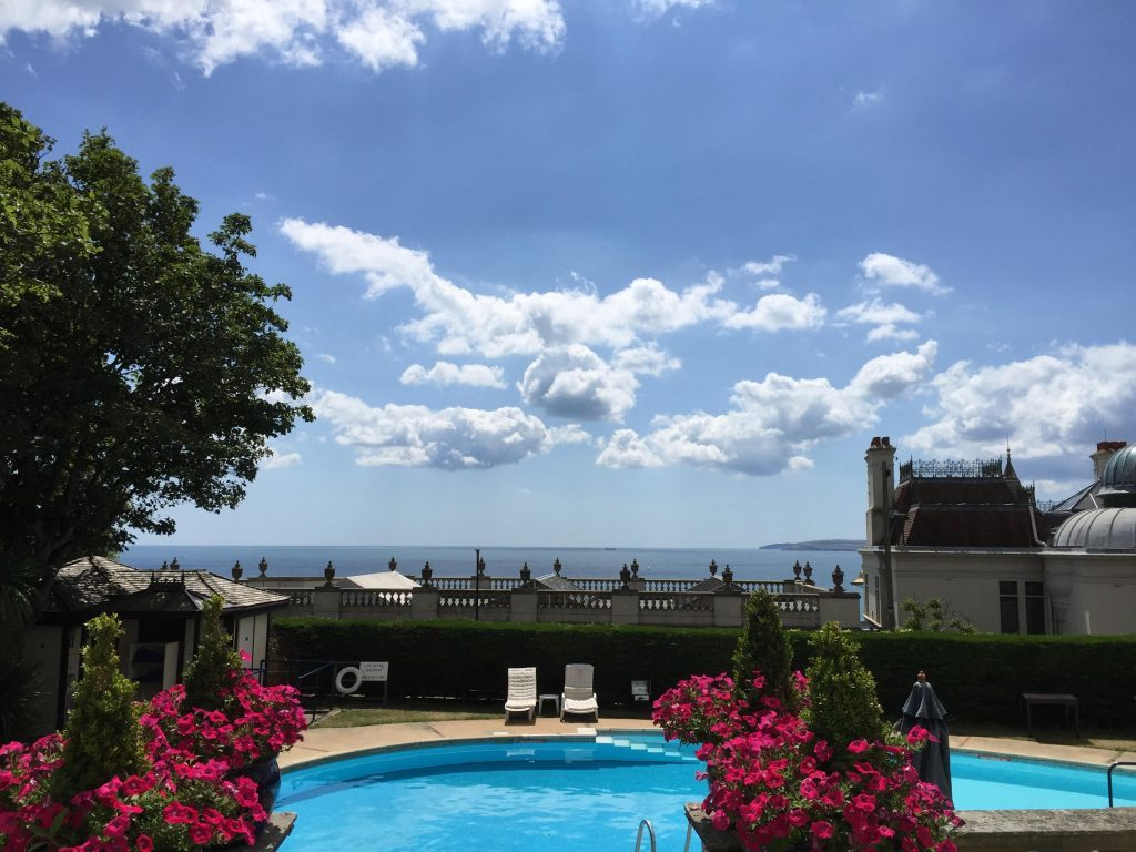 87 Room Hotel In Bournemouth With Stunning Sea Views And Outdoor Swimming Pool Minutes From