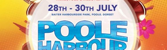 Tickets for POOLE HARBOUR FESTIVAL 28TH – 30TH JULY 2017