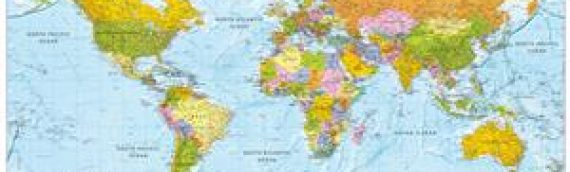 European and Global Maps from Global Mapping