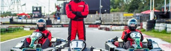 Karting Where Lewis Hamilton Learnt to drive