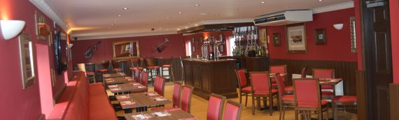 Red Lion Refurbished Function Room Upstairs