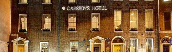 DUBLIN BREAKS AT CASSIDY'S HOTEL