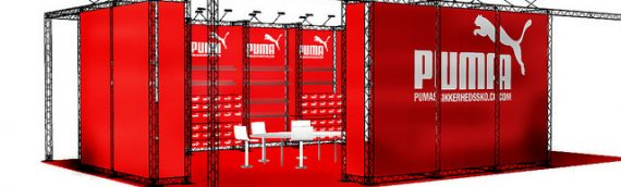 Now you can rent stunning exhibition stands for a fraction of the cost of buying.