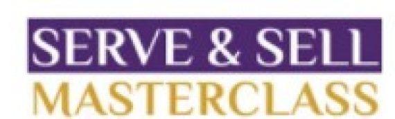 SERVE AND SELL MASTERCLASS SEMINAR – Oct 7 – London