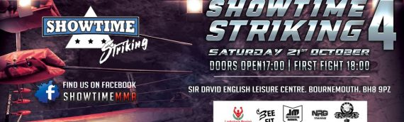 Showtime Fight Night – VIP Tables and Sponsorship available