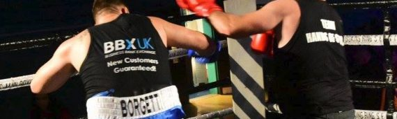 NRG Fight Night – Saturday 4th May – Sponsorship available!