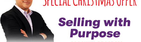 Christmas Offer – Selling with Purpose Coaching Program