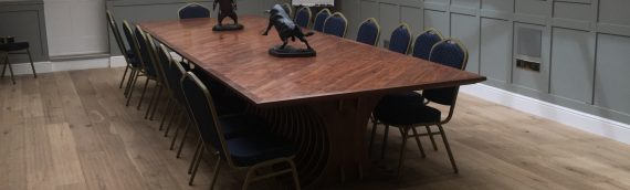 Fantastic Board Room – meeting space available in Wimborne, Dorset