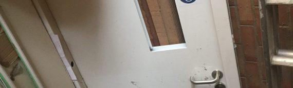 NEW Fire Door – reduced price