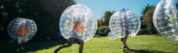 Bubble Football Essex