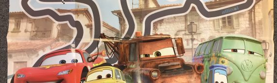 Disney Cars 2 posters