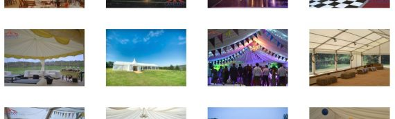 Marquees and more available for hire in Dorset