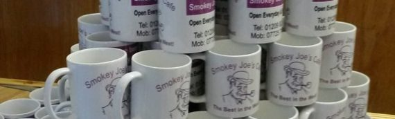 Printed mugs – great gift or promotional item for business