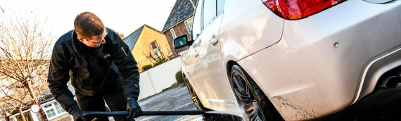 Mobile Valeting in Bournemouth, Poole and surrounding areas