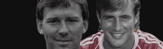 Exclusive VIP Dinner with Bryan Robson and Clayton Blackmore