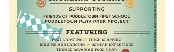Join us for Wunderbar! A Bavarian Evening in Puddletown
