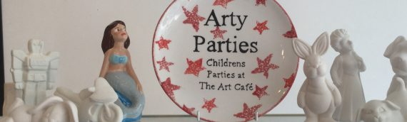 Art cafe Kingsbridge – Pottery painting parties for poppets! Kingsbridge, Totnes.