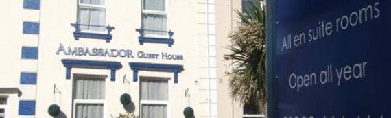 Ambassador Guest House – Paignton Devon