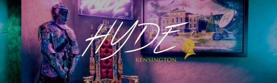 Hyde Kensington – A stylish, atmospheric cocktail lounge and restaurant