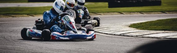 Experience Lakeside & Brentwood Karting's tracks and new go-karts