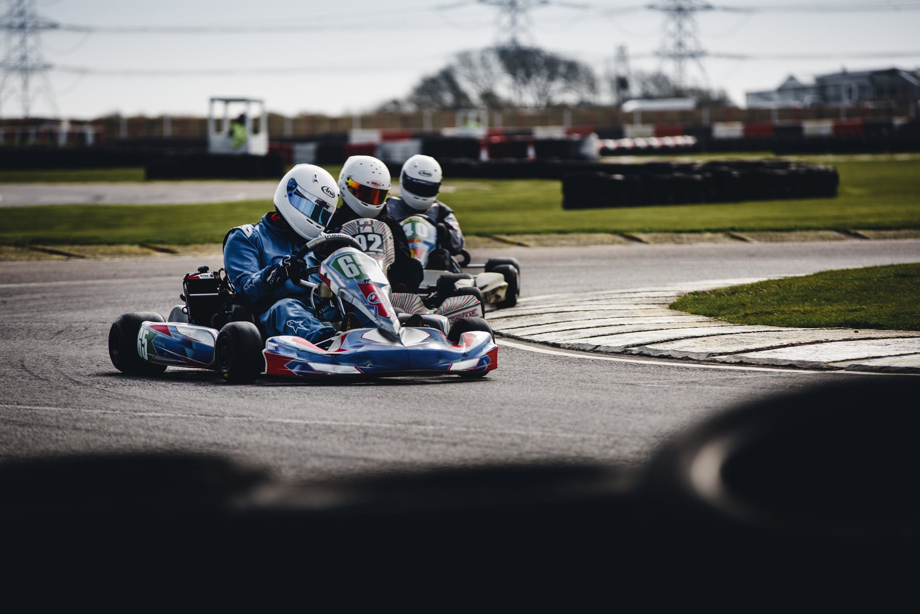 Experience Lakeside & Brentwood Karting's tracks and new go