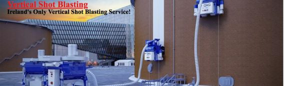 Hall Industrial – Ireland's Only Vertical Shot Blasting Service
