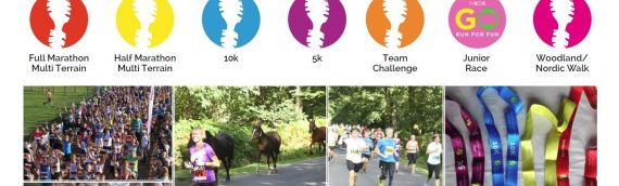 The New Forest Marathon – Partnership Opportunities  to get your business in front of 8000 Attendees and 5000 Participants