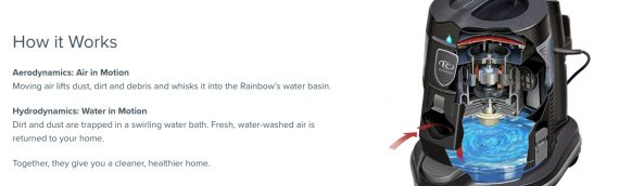 Don't Let This Opportunity Get Hoovered Up!! –  Rainbow Hoovers At A Great Price !!