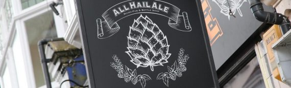 All Hail Ale Micropub in Westbourne, Bournemouth