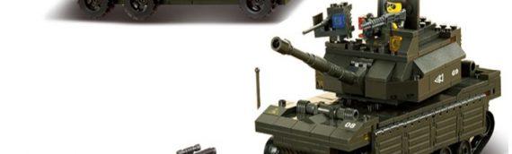 Job Lot – Blocks Tanks Forces