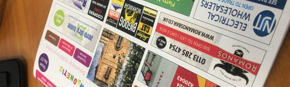 Leaflet Drops/Local Directory Listings in the Yorkshire Area