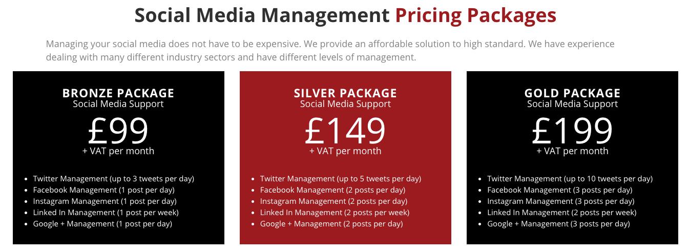 Social Media Management from Red Octagon | BBX UK