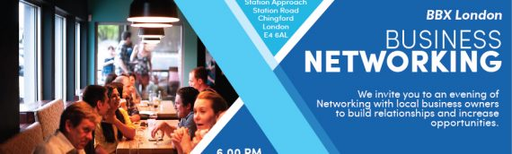 BBX London Networking Evening – Tuesday 13th November at 6pm