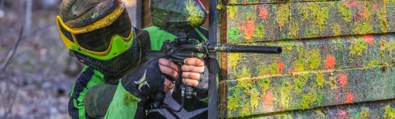 Paintball Experience Vouchers – National